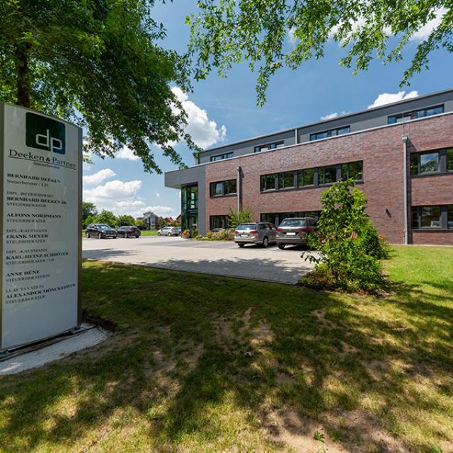 Steuerberater Deeken & Partner GbR