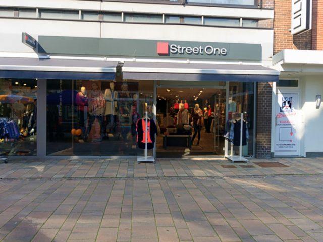Sreet One  Store