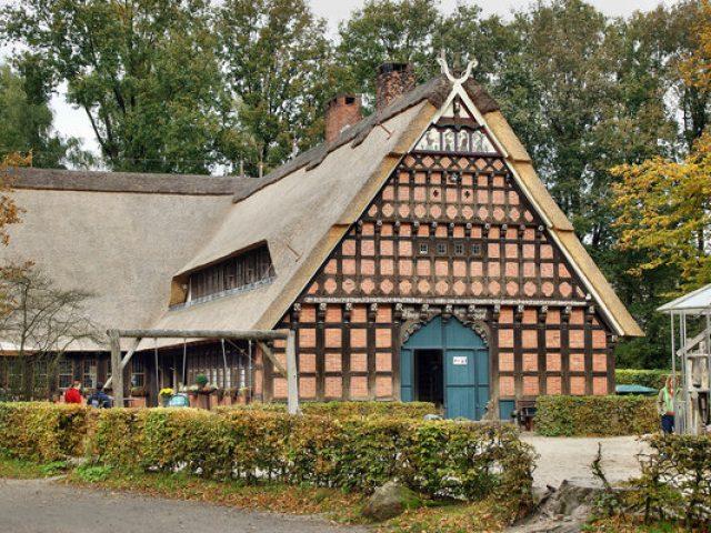 Dorfkrug im Museumsdorf