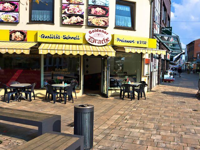 Schnellrestaurant Goldener Drache