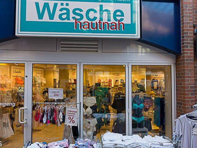 Wäsche Hautnah